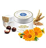 #5: The Moms Co. Natural Nipple Butter (25g) for Healing Cracked or Sore Nipples for Breastfeeding moms