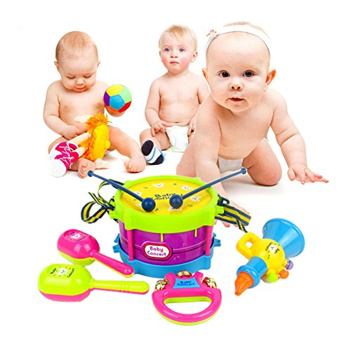 zearo-baby-musical-instruments-kinder-musik-spielzeug-developmental-mini-musical-drum-5-set