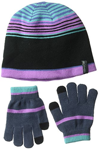 Columbia Youth Hat and G Guantes