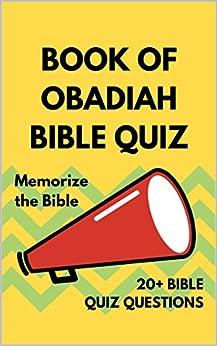 Obadiah Summary - biblehub.com