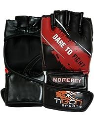 Tigron Gants de MMA Combat de boxe UFC Grappling de boxe Sac de frappe kickboxing Muay Thai Gants de combat