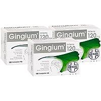Gingium Intens 120 mg Filmtabletten Dreierpack,360St preisvergleich bei billige-tabletten.eu