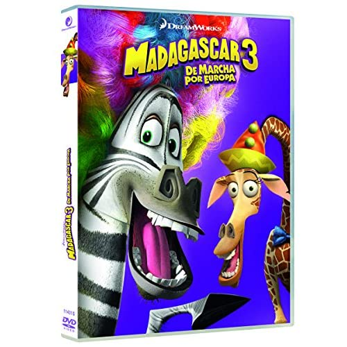 Madagascar 3 [DVD] 7