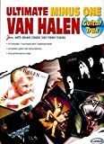 Van Halen Ultimate Minus One Guitar Tab Book/Cd