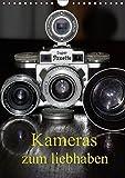 Kameras zum liebhaben (Wandkalender 2018 DIN A4 hoch): Klassische Fotoapparate der 20er bis 70er Jahre. (Monatskalender, 14 Seiten ) (CALVENDO Hobbys) [Kalender] [Apr 27, 2017] Burkhardt, Bert