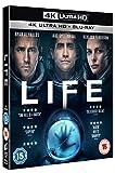 Life (2 disc BD & 4K UHD) [Blu-ray] [2017]