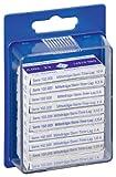 Wentronic Sortiment Feinsicherungen 5 x 20 mitteltr, Inhalt: 10 Werte zu je 10 Stück