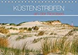 Küstenstreifen an der Nordsee (Tischkalender 2016 DIN A5 quer): Die Nordsee von ihrer schönsten Seite (Geburtstagskalender, 14 Seiten) (CALVENDO Natur)