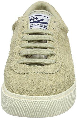Superga Unisex-Erwachsene 2843 Hairysueu Sneaker Beige (Taupe)