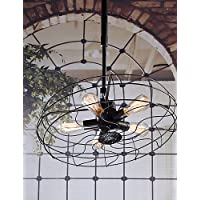 Goud lampadario Industrial 5-Light Pendant Light,