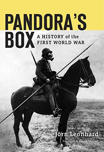 Price comparison product image Pandora's Box: A History of the First World War