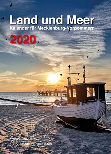 Land und Meer 2020 - Wochenkalender: Kalender für Mecklenburg-Vorpommern