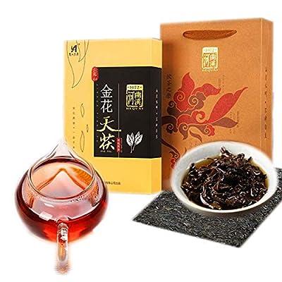 1000g (2.2LB) Thé Jinhua TianFu Brique Pu Erh Thé mûr Pu Erh Ancien thé Puer Thé noir Cuit Thé Pu-erh Thé Pu Puh thé chinois