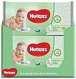 Huggies Natural Care Feuchte Baby-Pflegetücher Multipack, 672 Stück