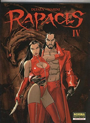 Cimoc Extra Color numero 203: Rapaces volumen 4