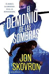 El demonio de las sombras par Jon Skovron