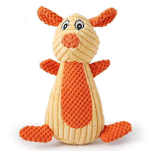 mxjeeio 27 * 13 * 5cm Hundespielzeug, Quietschspielzeug Hund | Spiele für Hunde für Kleine Mittlere Hunde Welpen