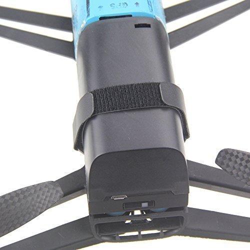 Preisvergleich Produktbild RCstyle Exklusiver Entwurf Upgrade Parrot Bebop Drone 3.0/2.0 Quadcopter Zubehör Batterie Akku Fastener Strap Band