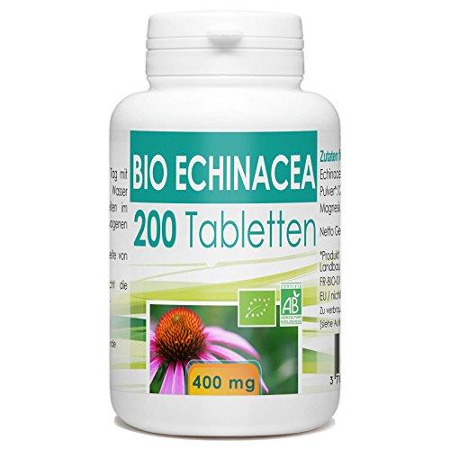 Bio Echinacea - 400g - 200 tabletten -