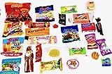 Adventskalender selber füllen Set - 24 Luxus Süßigkeiten mit Liebe ausgewählt von INKgrafiX® Füllung WEIHNACHTEN Schenken Überraschung