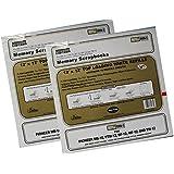 Album de scrapbooking 30,5x 30,5cm Recharges pour Pioneer albums X 10