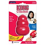 Pet Products - Kong Hundespielzeug L, 10,5 cm rot