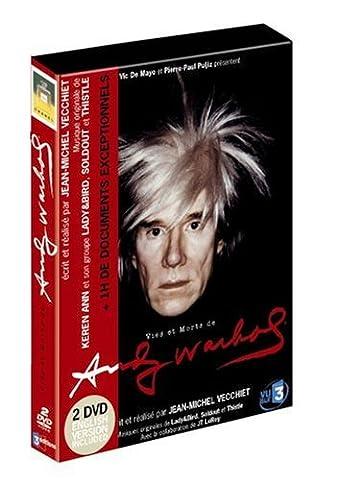 Vies et morts d'Andy Warhol - Édition 2 DVD
