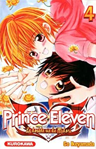Prince Eleven - La double vie de Midori Edition simple Tome 4
