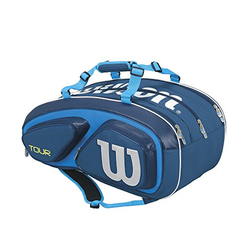 Wilson Tour V 15 PK Bag Ultra Blue (WRZ843615)