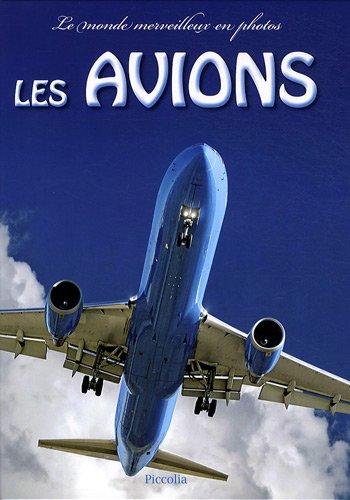 Les avions par Piccolia