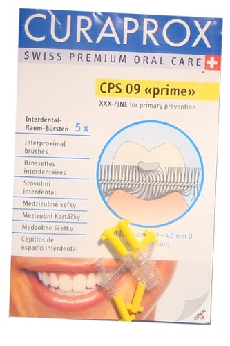 Curaprox CPS prime Interdentalbürsten 5 Stk. Gelb