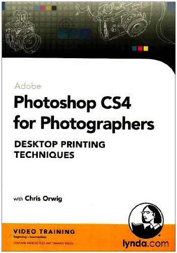 photoshop-cs4-for-photographers-desktop-printing-techniques-mac-pc-dvd