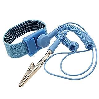 Antistatisches statisch-freies Armband Handgelenk-Band ESD-Entladungs-Erdungswerkzeug