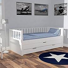 Tagesbett ausziehbar  Suchergebnis auf Amazon.de für: Tagesbett weiß