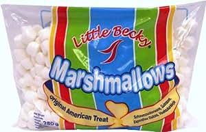 Little Becky Marshmallows Mini, 2er Pack (2 x 280 g)