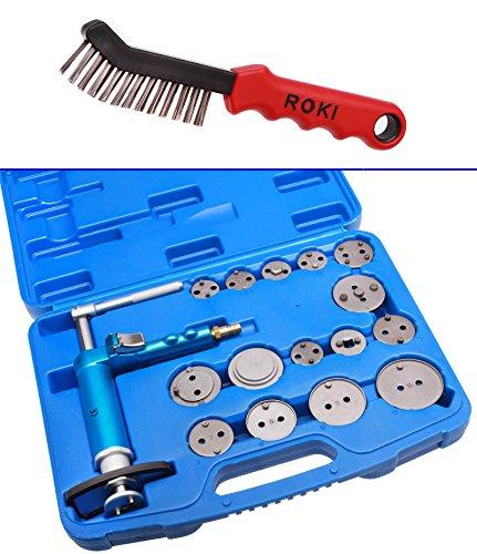 Coffret d'outils repouse piston de frein pneumatique + Brosse pour le nettoyage des étriers de freinpas cher