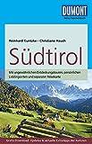 DuMont Reise-Taschenbuch Reiseführer Südtirol: mit Online-Updates als Gratis-Download - Reinhard Kuntzke, Christiane Hauch