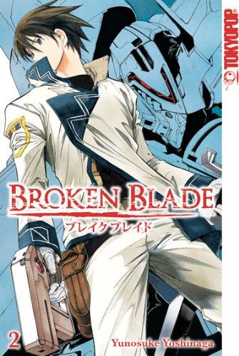 Broken Blade 02: Kriegserklärung