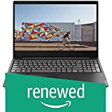 (Renewed) Lenovo Ideapad S145 Intel Core I3 8th Gen 15.6-inch HD Thin and Light Laptop ( 4GB RAM / 1TB HDD / DOS / Black / 1.85kg ), 81MV0093IN