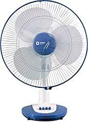 Orient Electric Desk-25 400mm Table Fan (Crystal White)