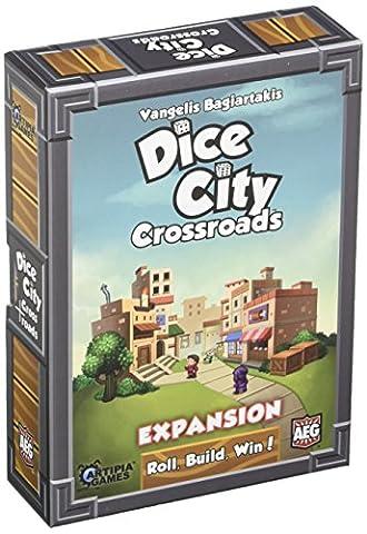 Alderac–Dice City: