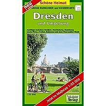 Doktor Barthel Wander- und Radwanderkarten, Wander- und Radwanderkarte Dresden und Umgebung (Schöne Heimat)