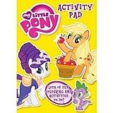 Alligator Books – Libro de actividades infantiles My Little Pony (ALLI2124MPAP) [Importado de Inglaterra]