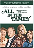 All in the Family: Complete Fifth Season [DVD] [Region 1] [US Import] [NTSC]