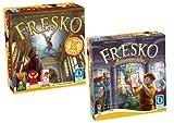 Queen Games 0520 - Fresko Bundle Basisspiel mit Erweiterung 4
