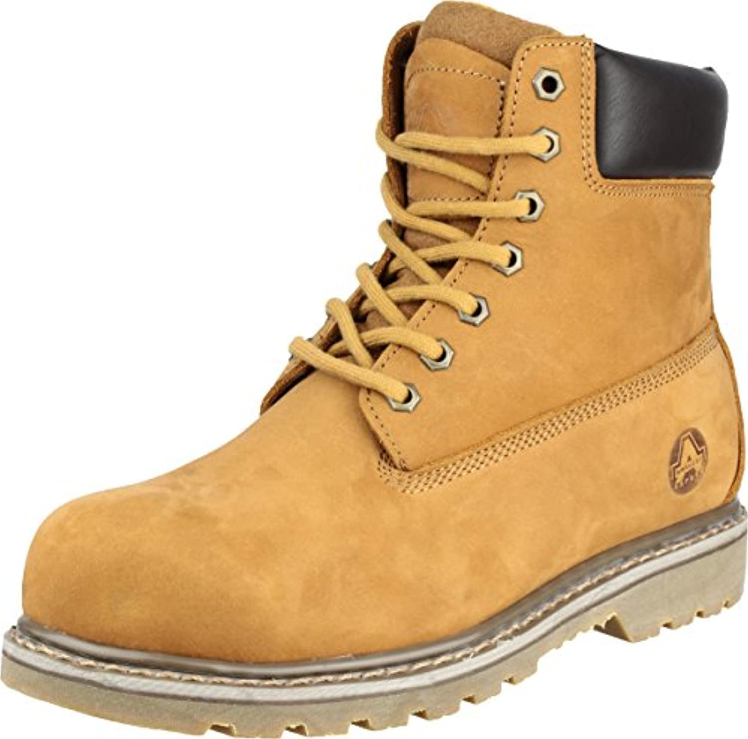 AMBFS169TB 10   FS169 Safety Boot Unisex   Tobacco   10   44 EU / 10 UK