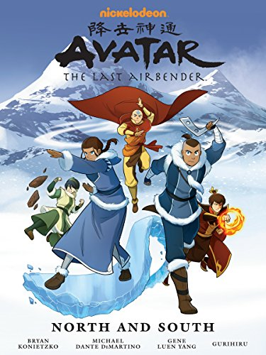 Avatar: The Last Airbender - North And South Library Edition por Gene Luen Yang