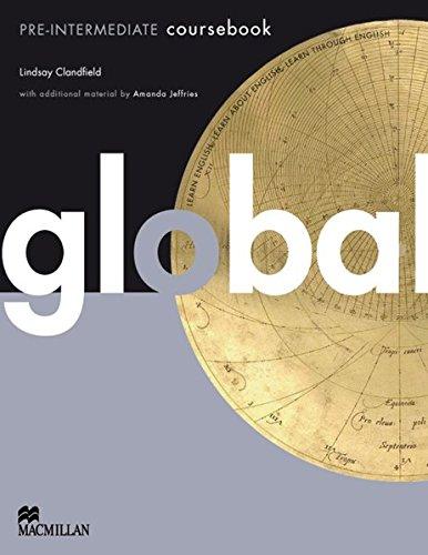 Global Pre-Intermediate. Student's Book with e-Workbook (DVD-ROM)