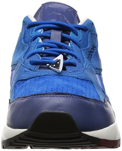 Reebok X Distinct Life Bolton DV 'Bludshot' Schuhe Echtleder-Sneaker Turnschuhe Blau AQ9285 Blau