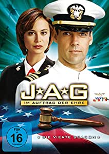 Jag Im Auftrag Der Ehre Die Vierte Season 6 Dvds